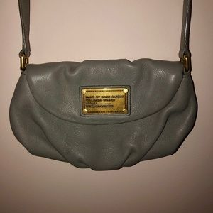 Grey Marc by Marc Jacobs satchel